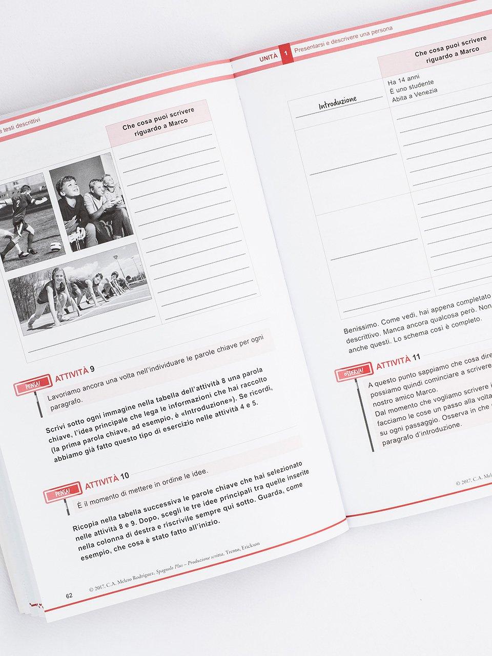 Spagnolo Plus - Produzione scritta - Libri - Erickson 2