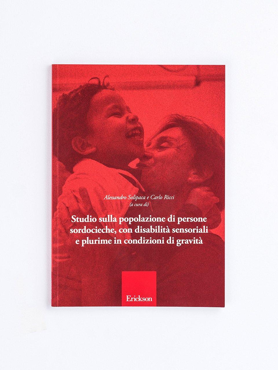 Studio sulla popolazione di persone sordocieche, con disabilità sensoriale e plurime in condizioni di gravità - Marilù e i 5 sensi - App e software - Erickson