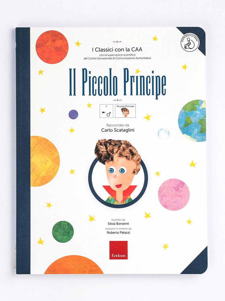 I Classici con la CAA - Il Piccolo Principe - I Classici con la CAA - Pinocchio - Libri - Erickson