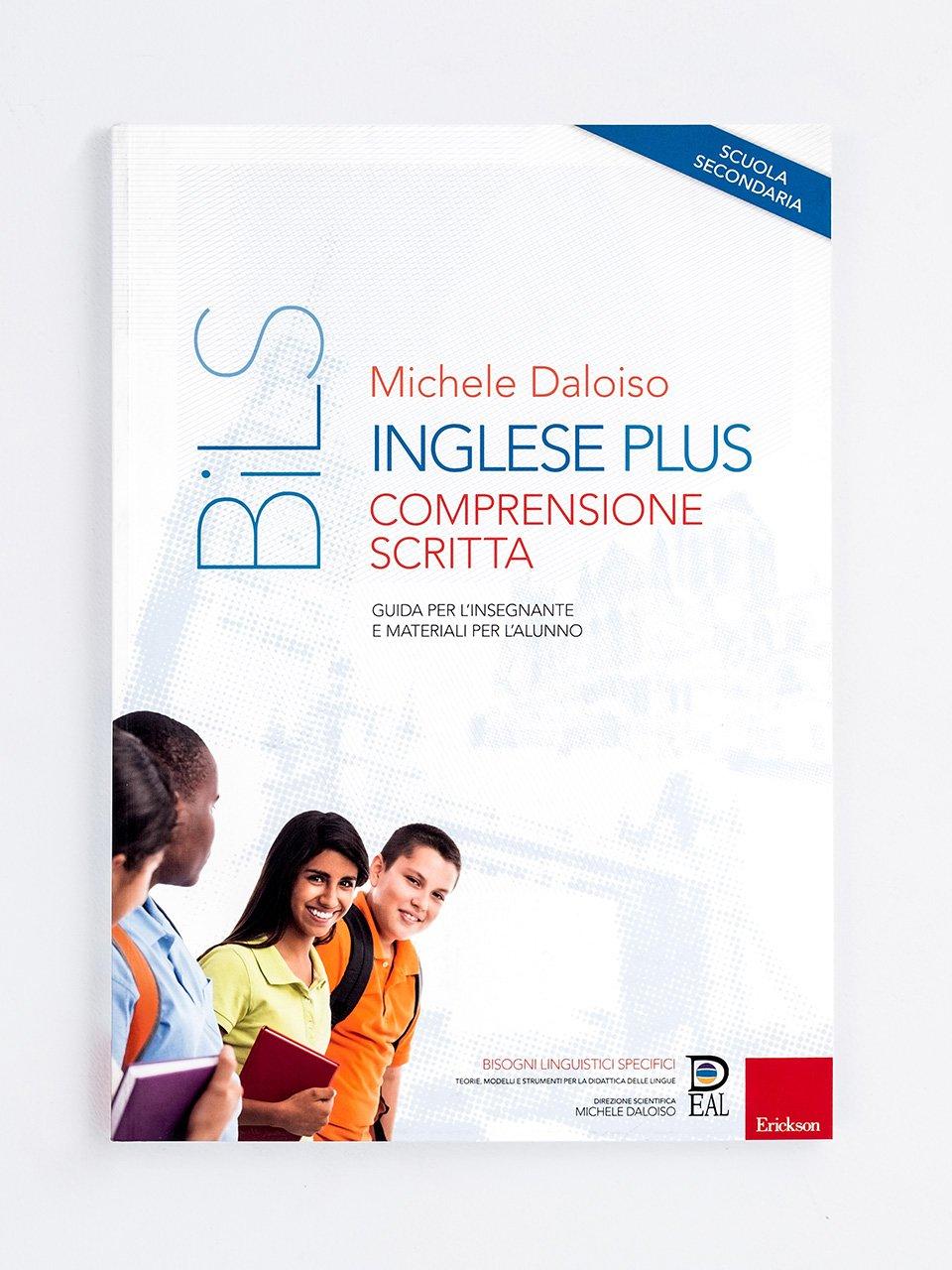 Inglese Plus - Comprensione scritta - Spagnolo Plus - Produzione scritta - Libri - Erickson