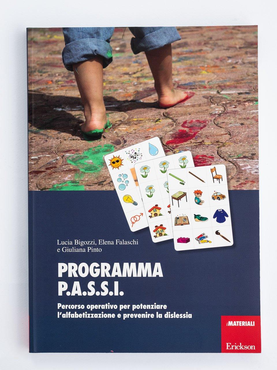 Programma P.A.S.S.I. - C'era un Pirata - Giochi - Erickson