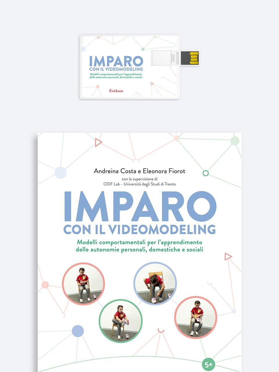 Imparo con il videomodeling Professional - Vedere, pensare altre cose - Libri - Erickson 2