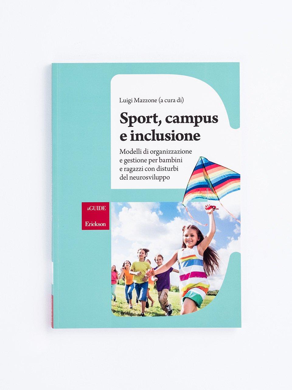 Sport, campus e inclusione - Lo sport come strumento di inclusione - Erickson