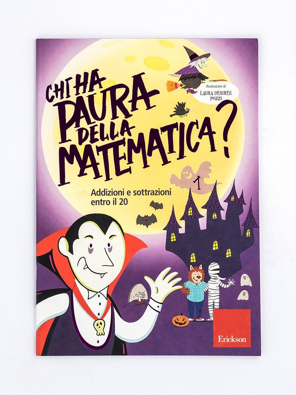 Chi ha paura della matematica? - Volume 1 - Libri - Erickson