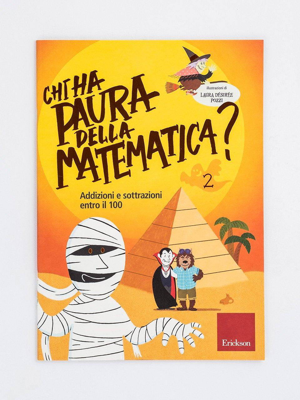 Chi ha paura della matematica? - Volume 2 - Chi ha paura della matematica? - Volume 1 - Libri - Erickson