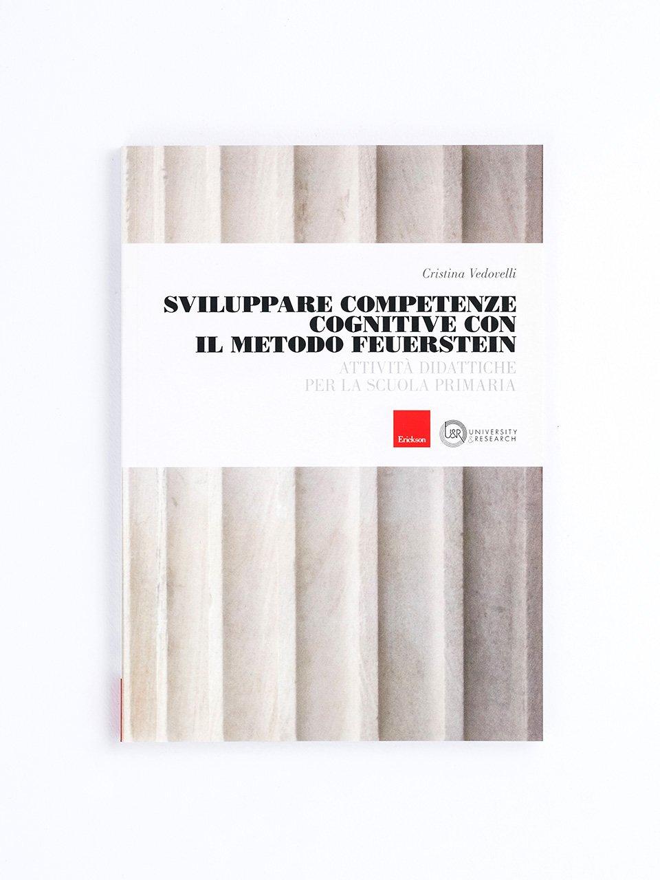 Sviluppare competenze cognitive con il Metodo Feue - Libri - Erickson