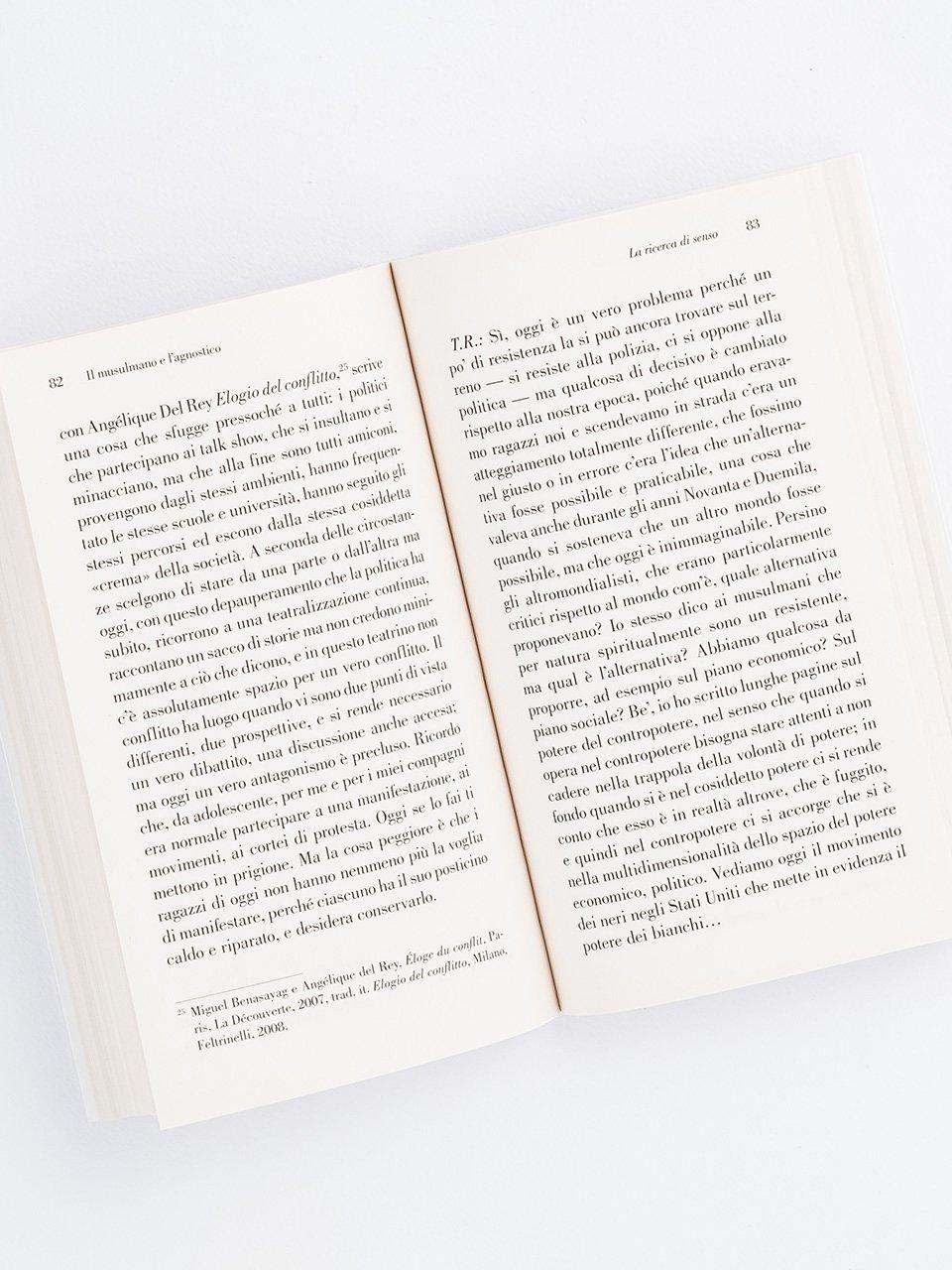 Il musulmano e l'agnostico - Libri - Erickson 2