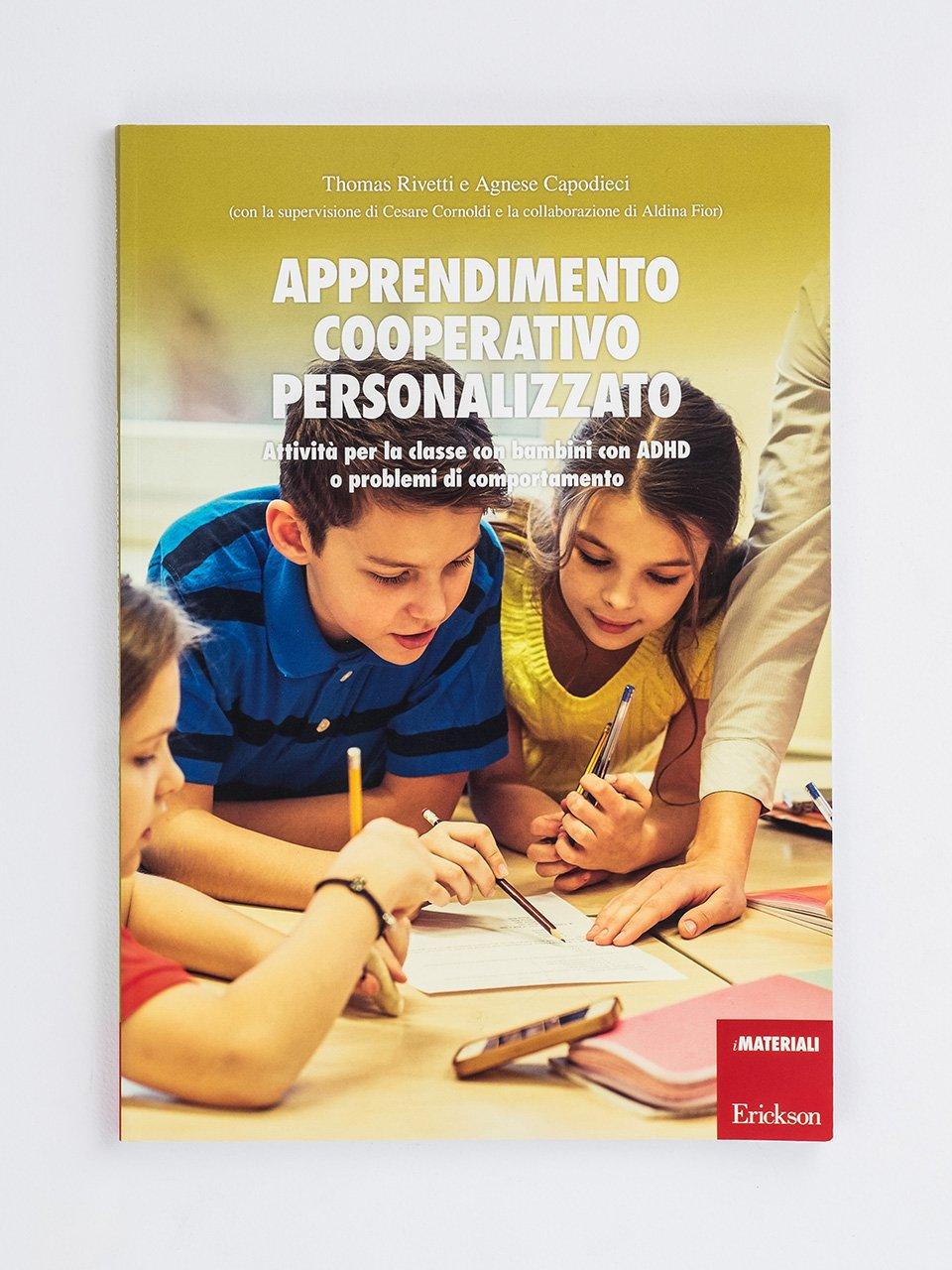 Apprendimento cooperativo personalizzato - Disturbi dell'attenzione e iperattività - Libri - Erickson