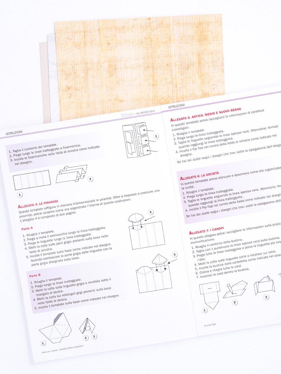 Imparo con i lapbook - Italiano, storia e geografi - Libri - Erickson 2