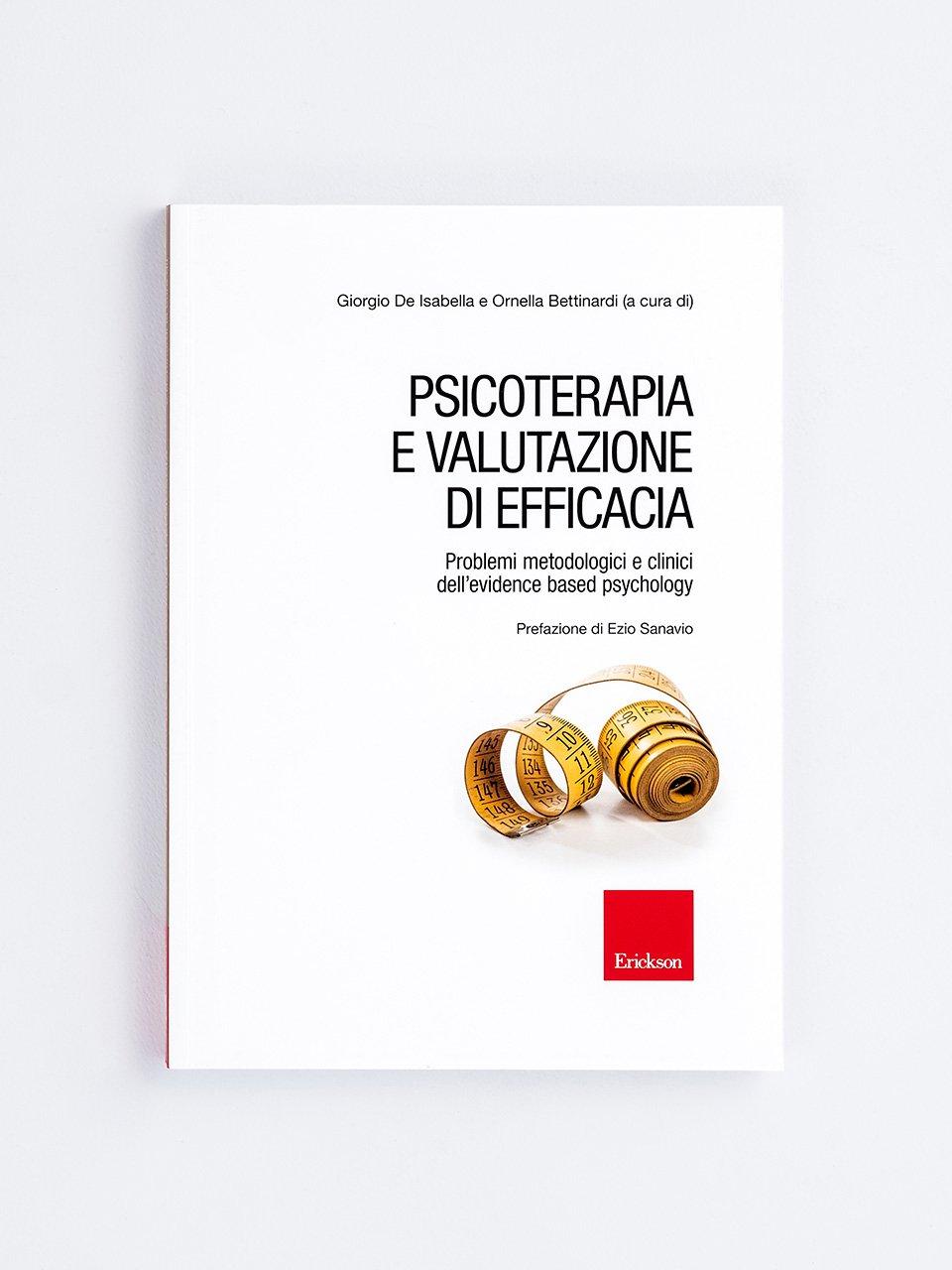 Psicoterapia e valutazione di efficacia - La valutazione nel lavoro sociale con le famiglie  - Formazione - Erickson