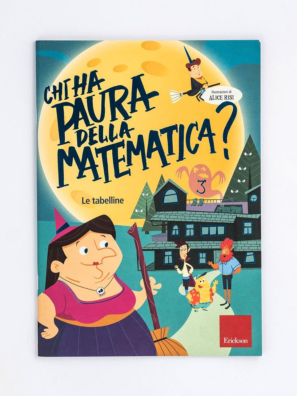 Chi ha paura della matematica? - Volume 3 - Chi ha paura della matematica? - Volume 1 - Libri - Erickson