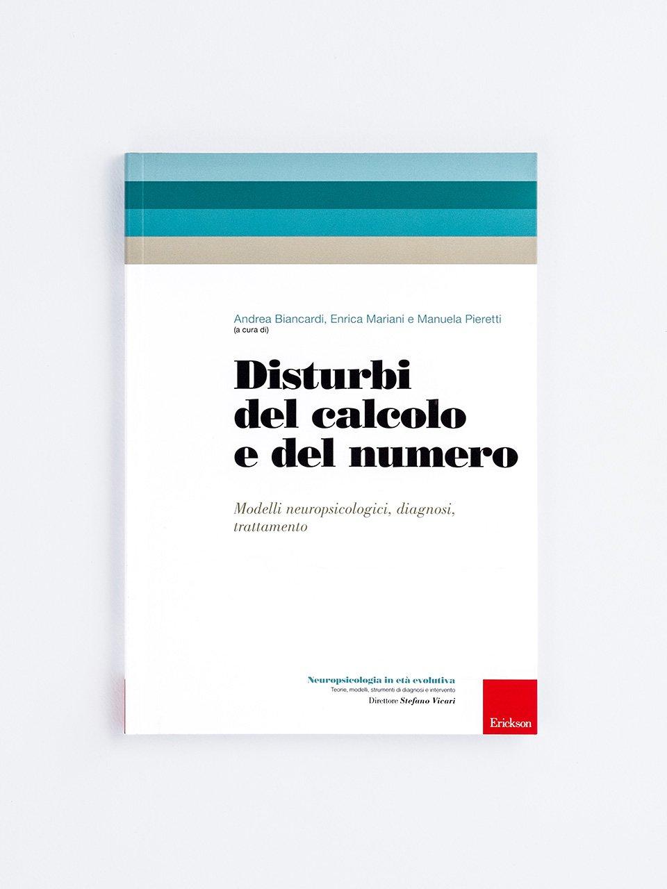Disturbi del calcolo e del numero - I mini gialli dell'ortografia 5 - Libri - Erickson