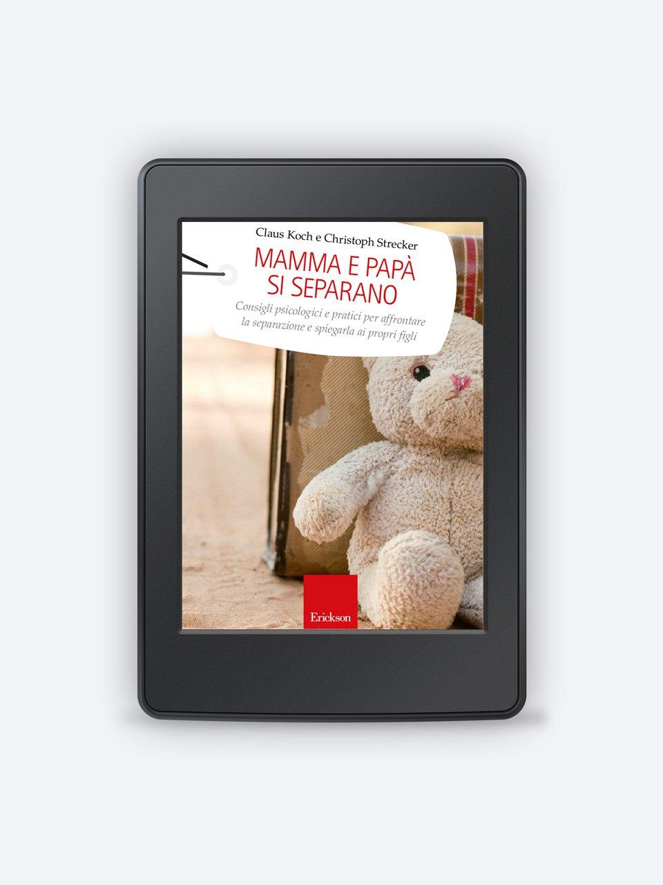 Mamma e papà si separano - Libri - Erickson
