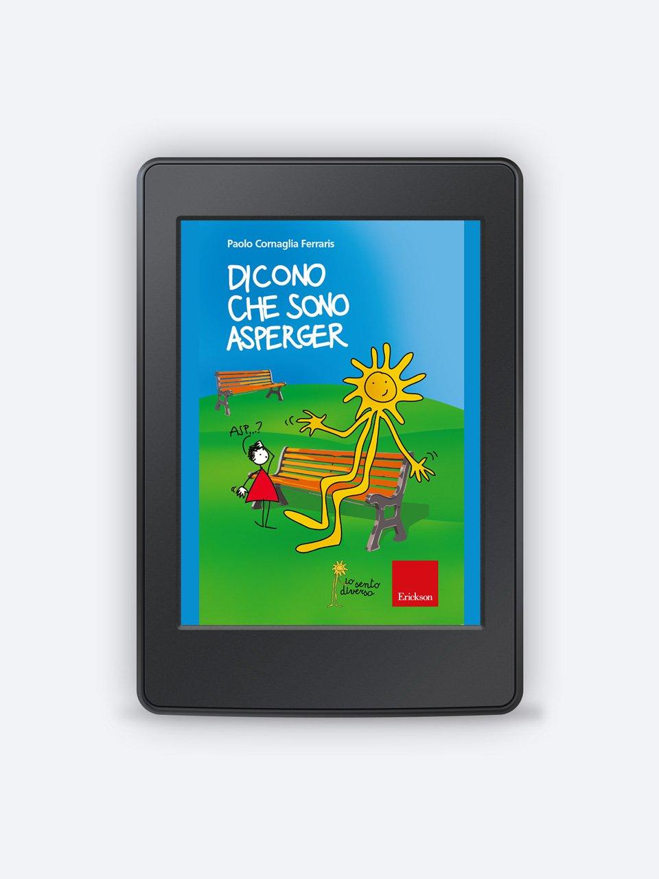 Dicono che sono Asperger - La giornata di Niki - Libri - Erickson