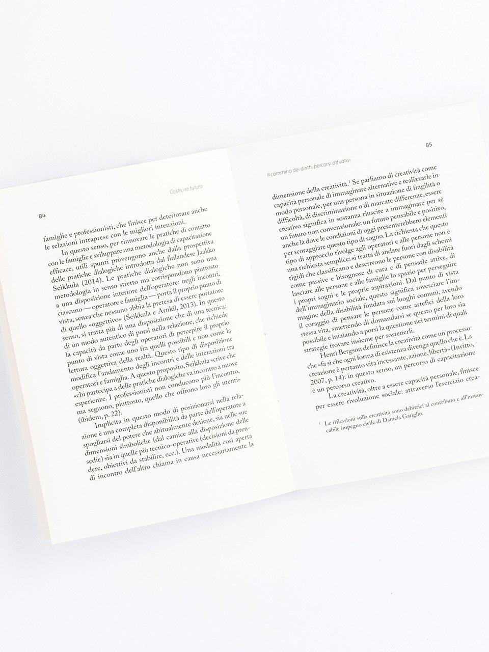 Costruire Futuro Libri Erickson