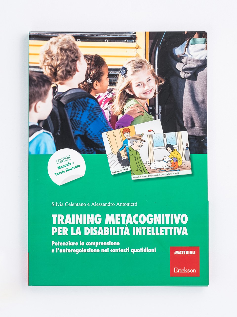 Training metacognitivo per la disabilità intellettiva - Tecniche base del metodo comportamentale - Libri - Erickson
