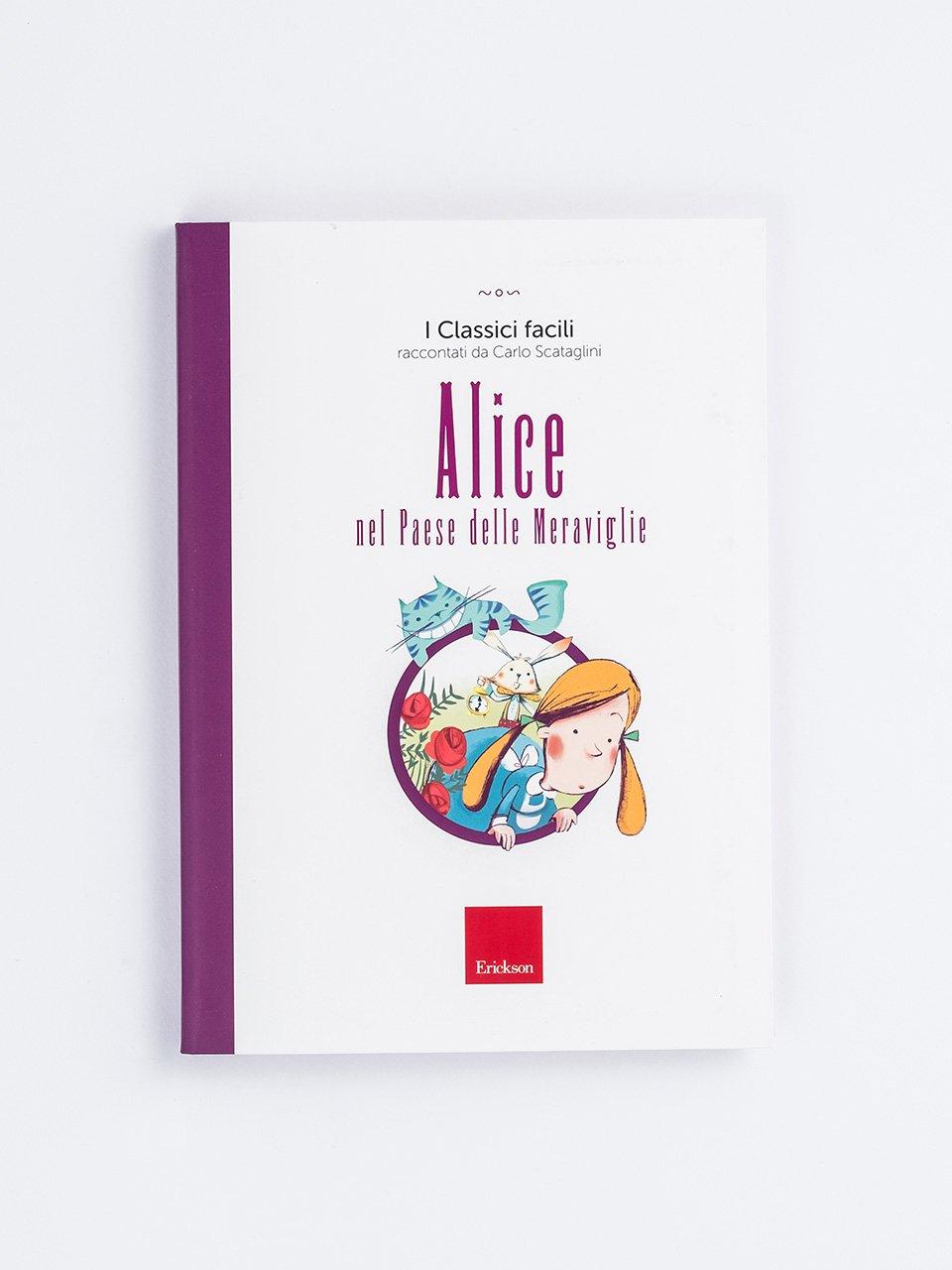 Alice nel Paese delle Meraviglie - Peter Pan - Libri - Erickson