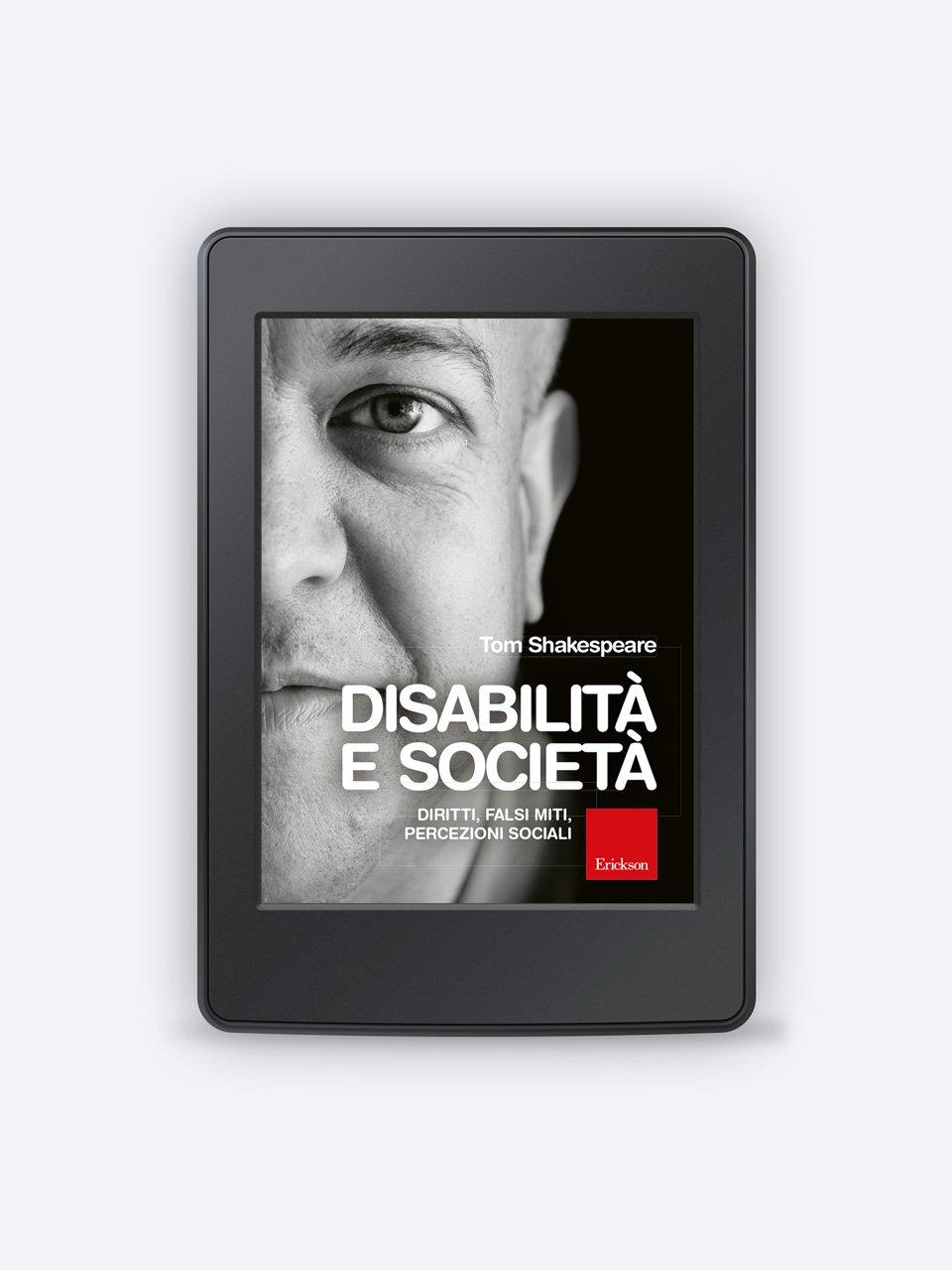 Disabilità e società - Libri - Erickson 3