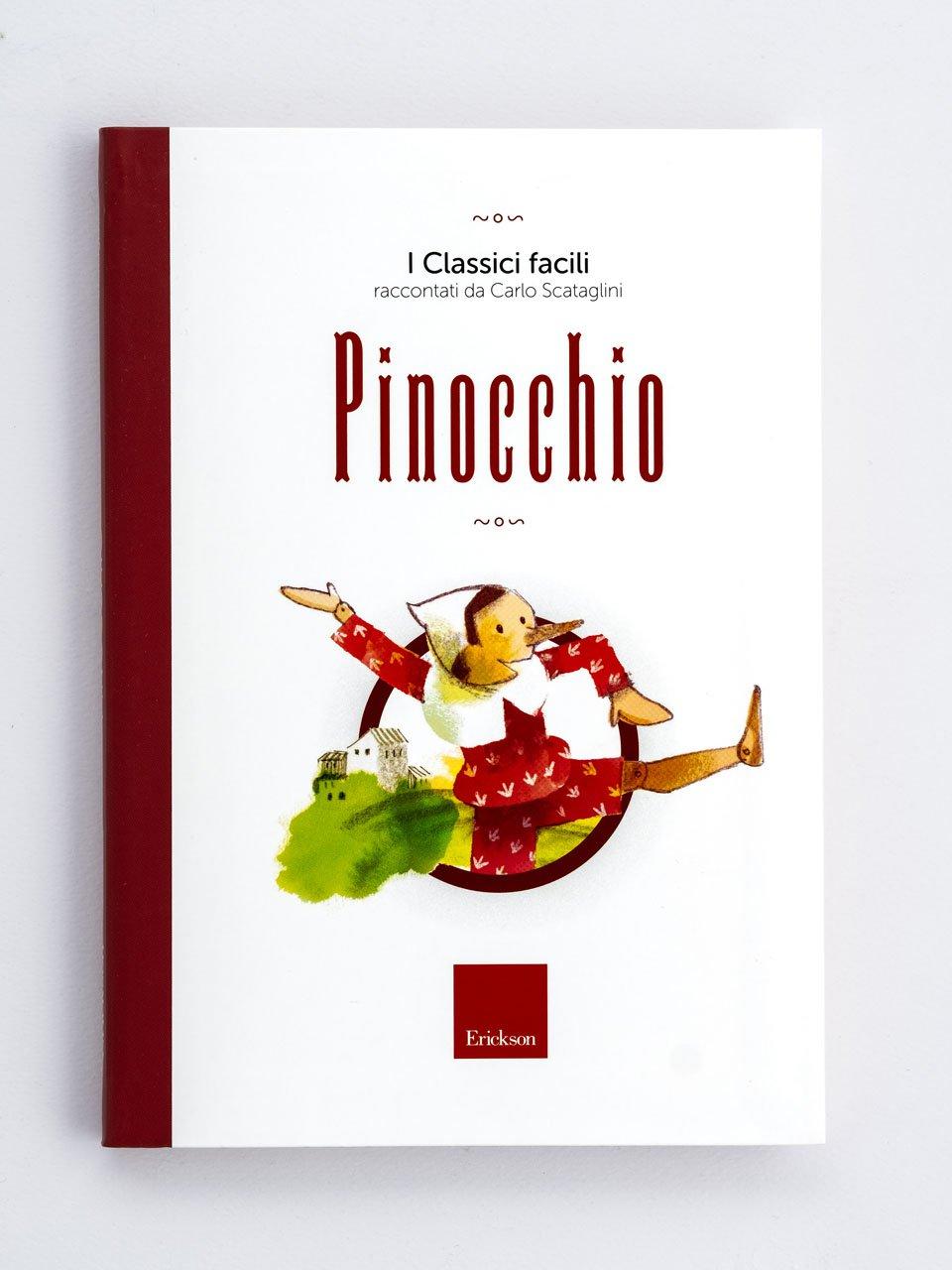Pinocchio - Peter Pan - Libri - Erickson