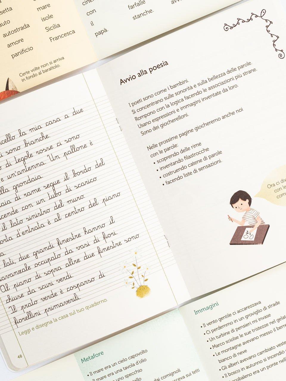 Italiano in terza con il metodo analogico - Libri - Erickson 3