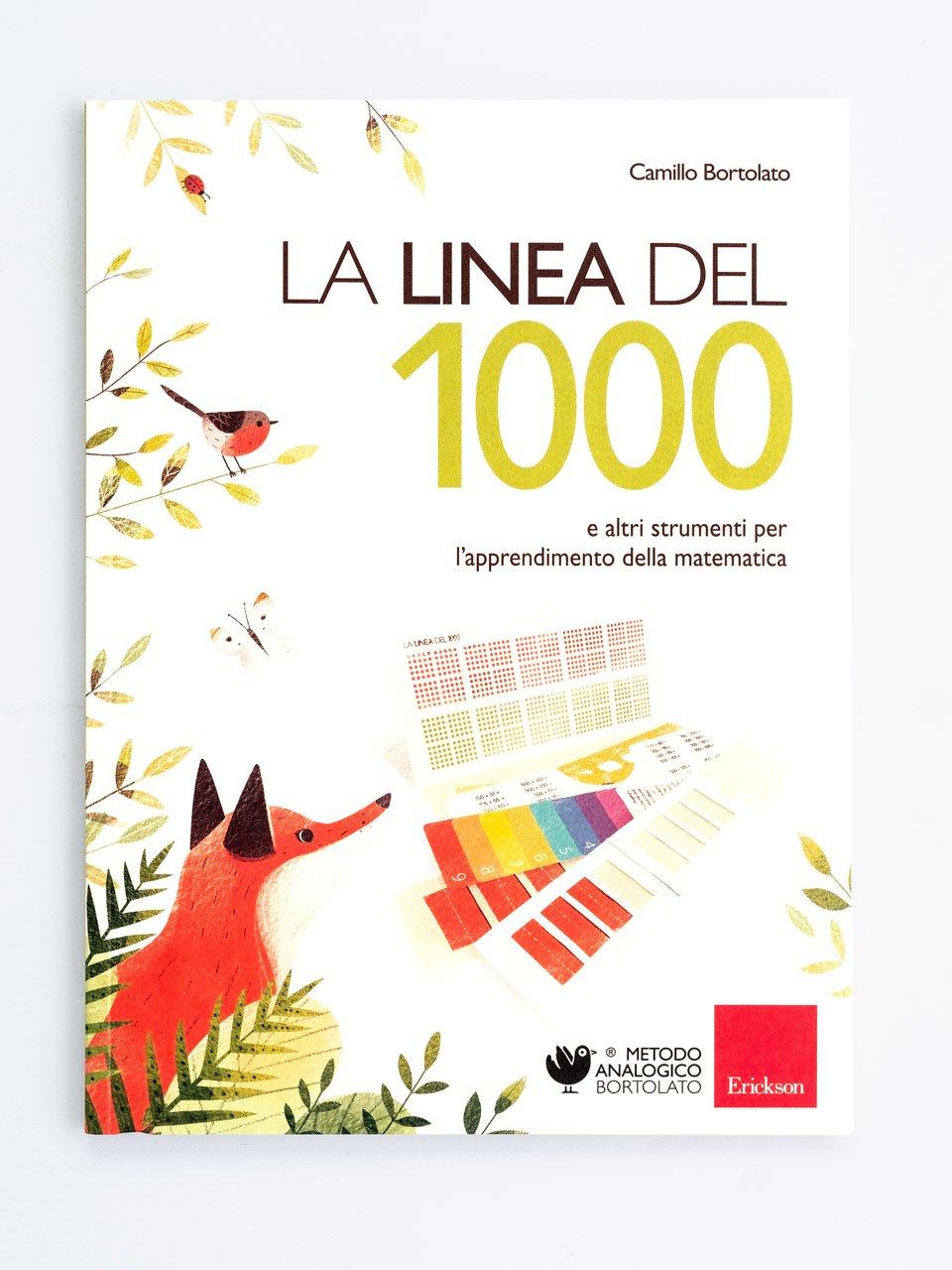 La linea del 1000 e altri strumenti per il calcolo - Disfaproblemi - Libri - Erickson