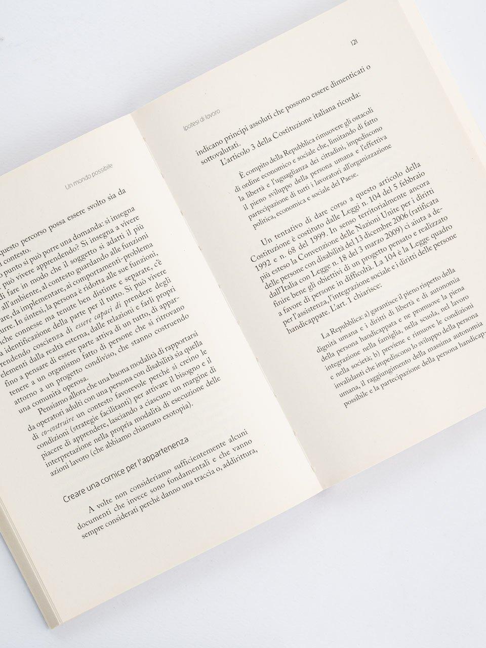 Un mondo possibile - Libri - Erickson 2