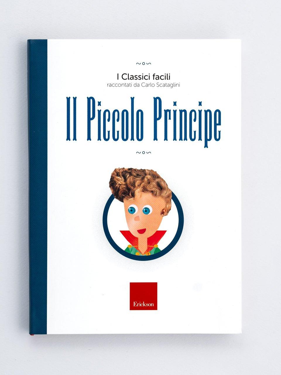 Il Piccolo Principe - Peter Pan - Libri - Erickson