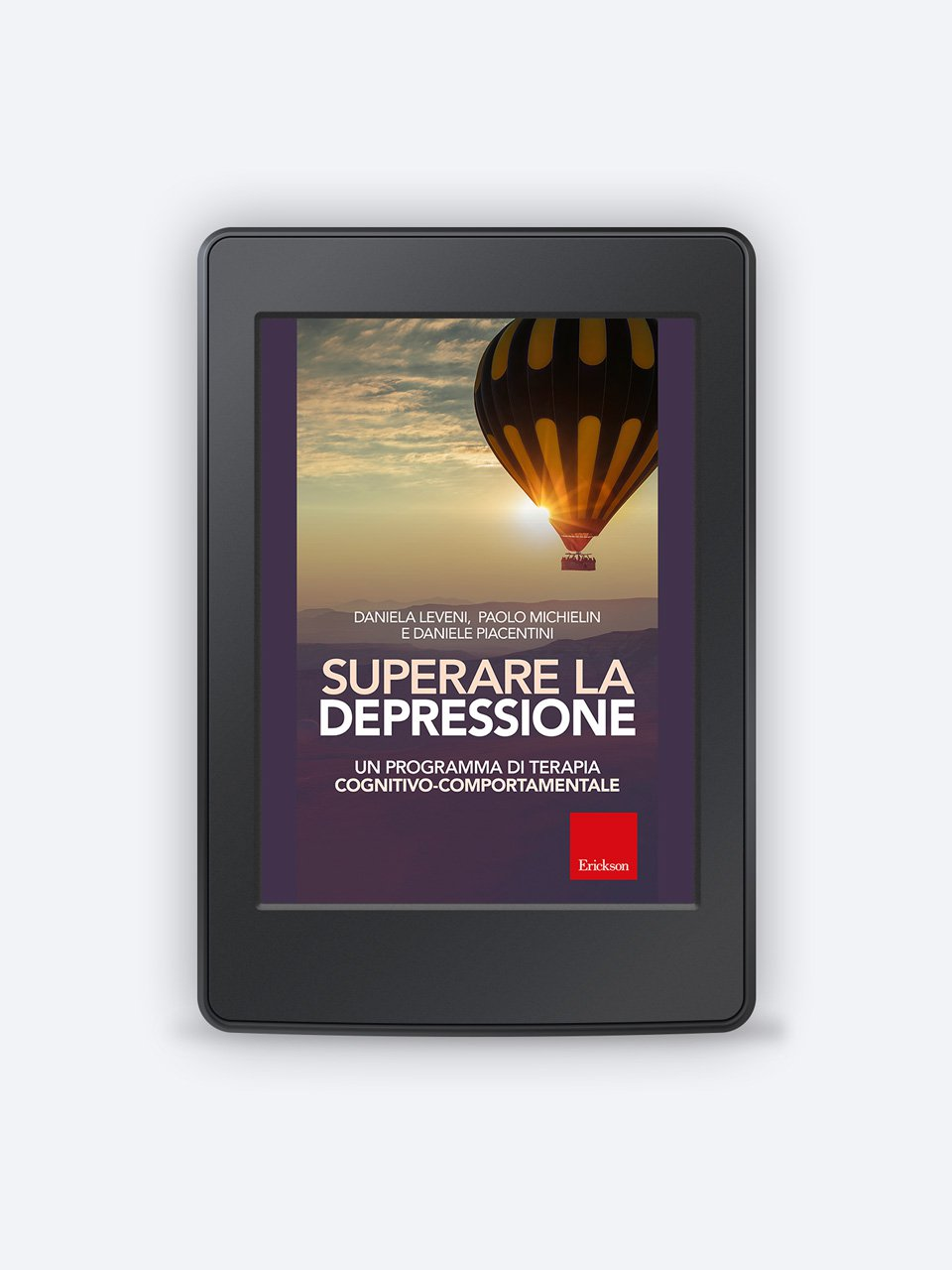 Superare la depressione - Libri - Erickson 3