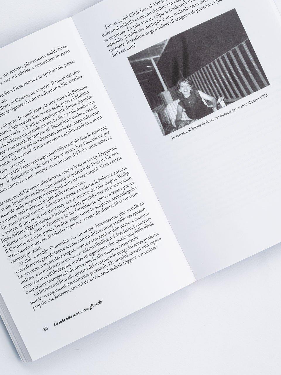 La mia vita scritta con gli occhi - Libri - Erickson 2