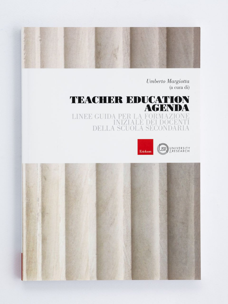 Teacher Education Agenda - Educare liberi da stereotipi - Formazione - Erickson