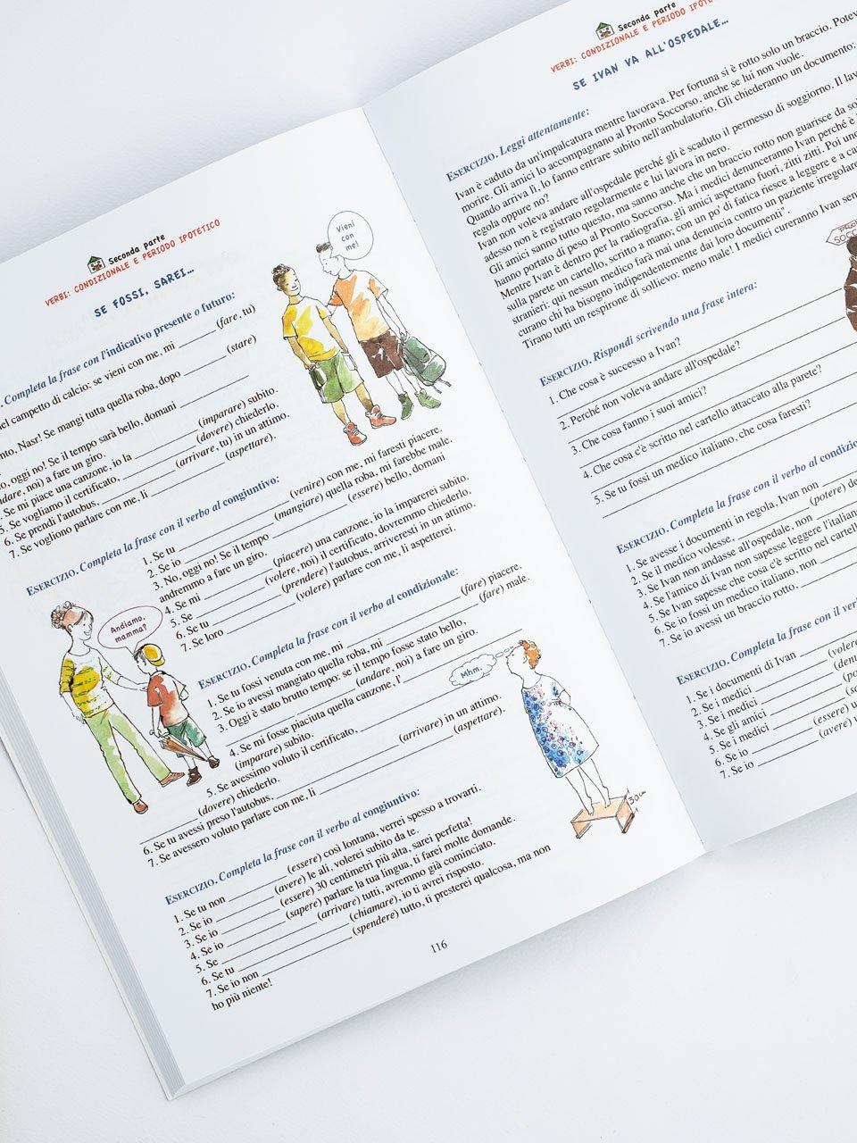 Italiani anche noi - Il libro degli esercizi - Libri - Erickson 2