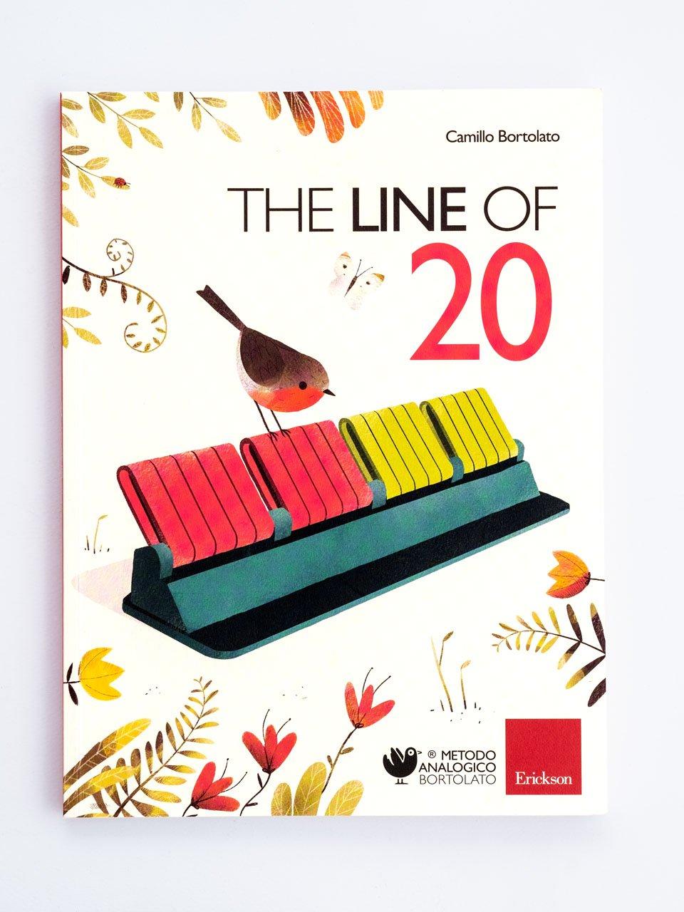 The line of 20 - Giocadomino - Frazioni e numeri decimali - Giochi - Erickson