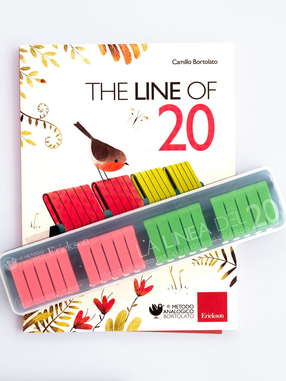 The line of 20 - Libri - Erickson 3