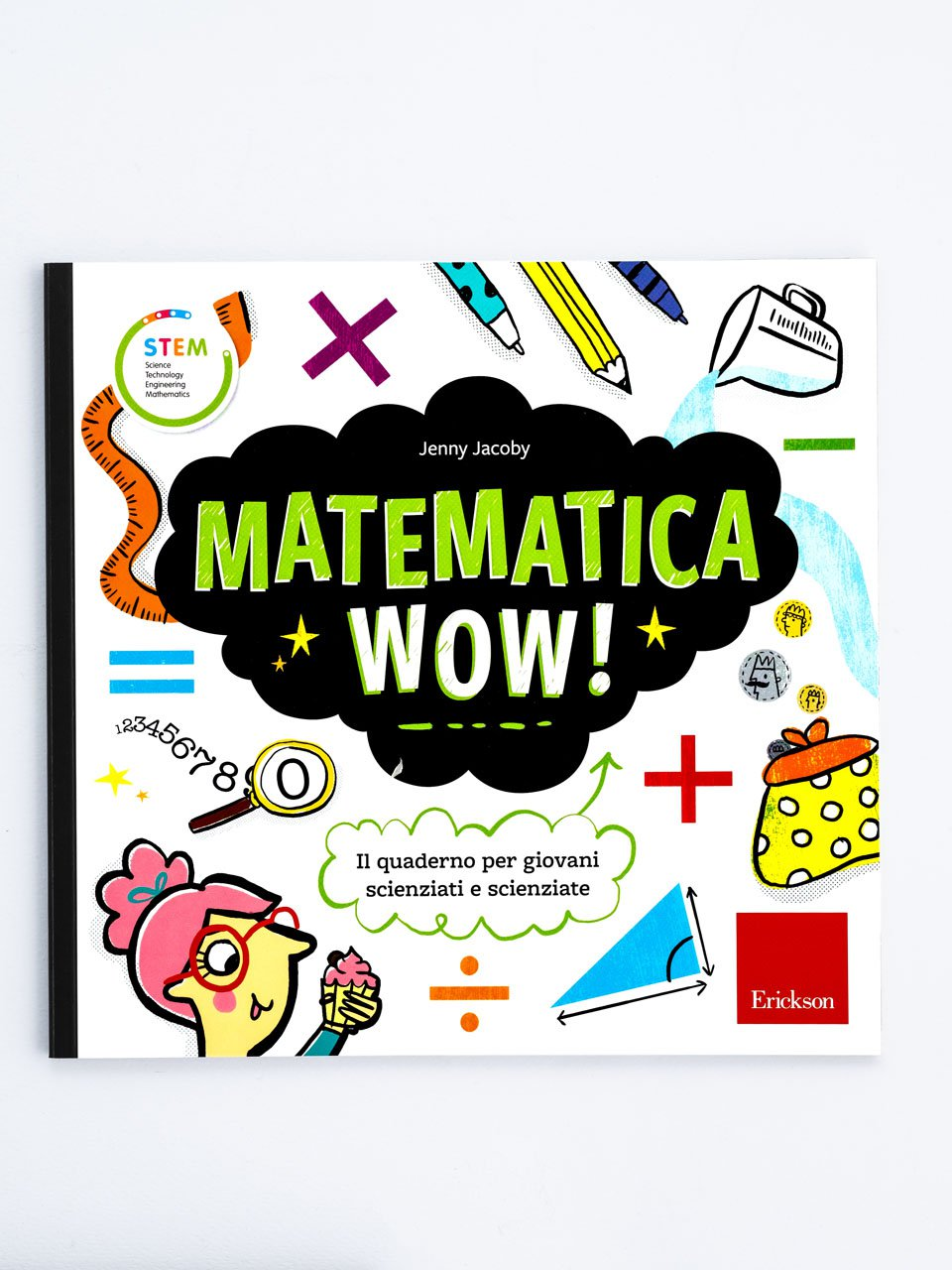 Matematica Wow! - Il mago dei numeri - App e software - Erickson