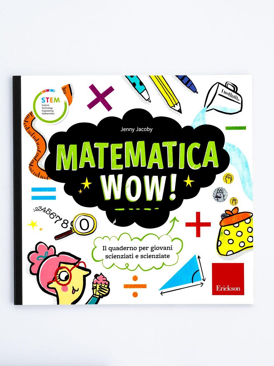 Matematica Wow! - Libri - Erickson