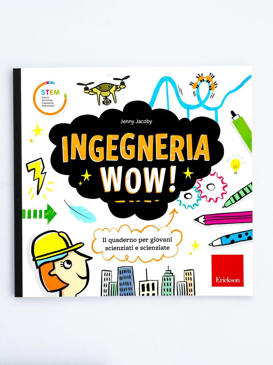 Ingegneria Wow! - Il mago dei numeri - App e software - Erickson