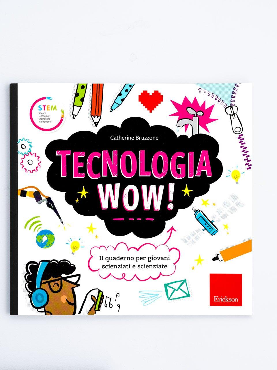 Tecnologia Wow! - Informatica facile - Volume 2 - Libri - Erickson
