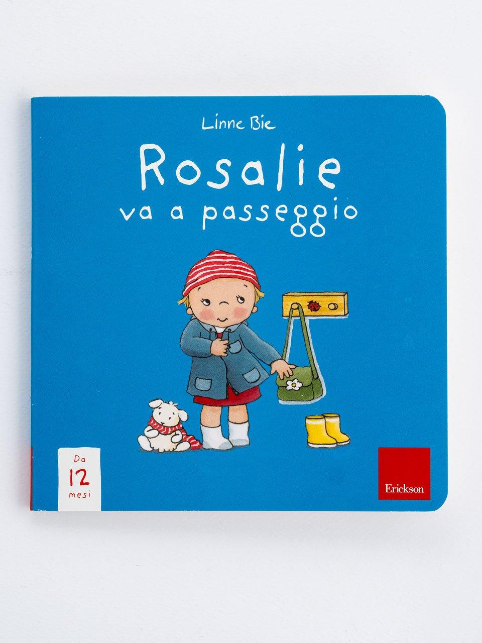 Rosalie va a passeggio - Libri - Erickson