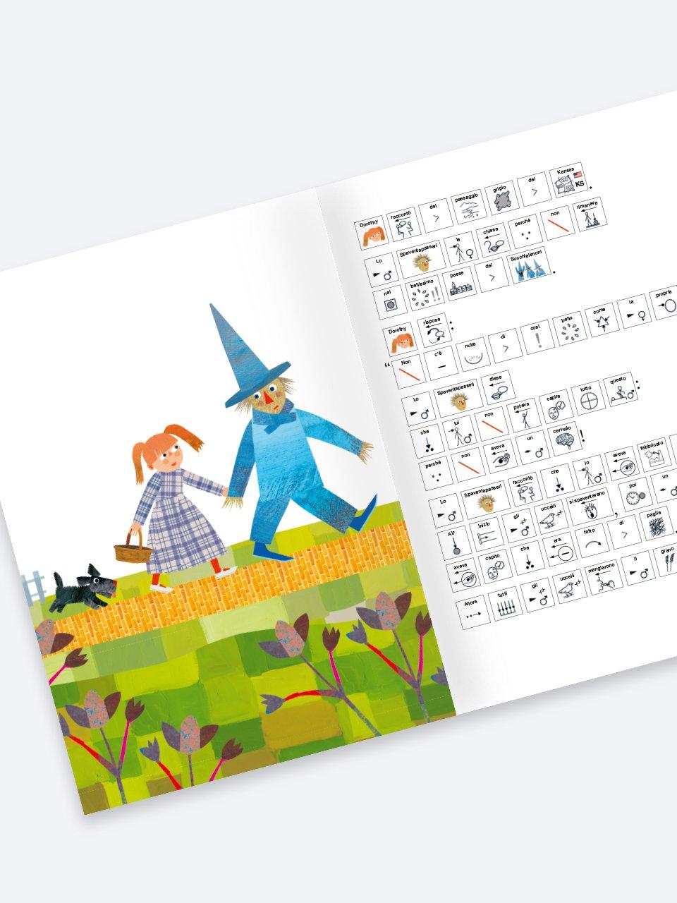 I Classici con la CAA - Il mago di Oz - Libri - Erickson 2