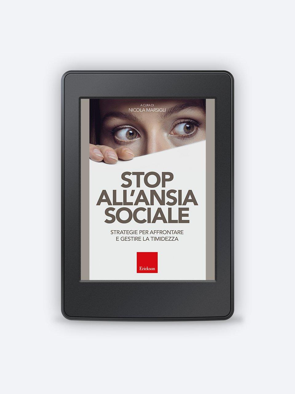 Stop all'ansia sociale - Libri - Erickson 3