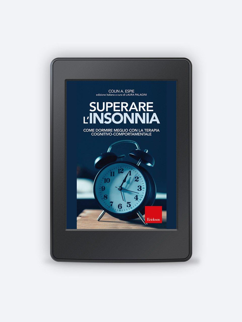 Superare l'insonnia - Non voglio andare a dormire! - Libri - Erickson