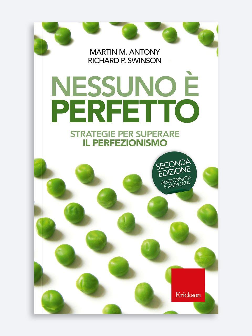 Nessuno è perfetto - Ipocondria, Ansia per le malattie e Disturbo da si - Libri - Erickson