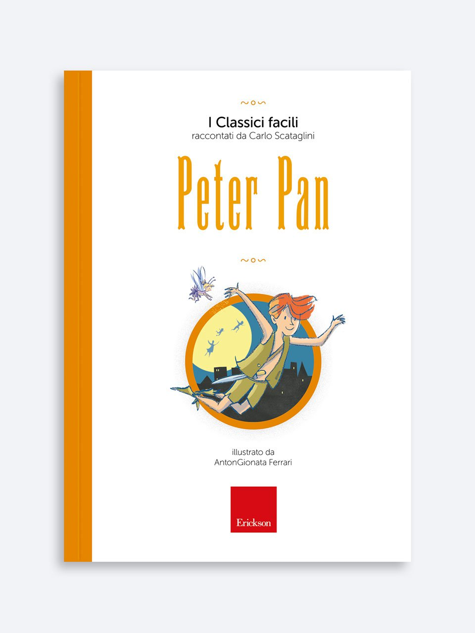 Peter Pan - Libri e corsi su DSA e disturbi specifici dell'apprendimento - Erickson