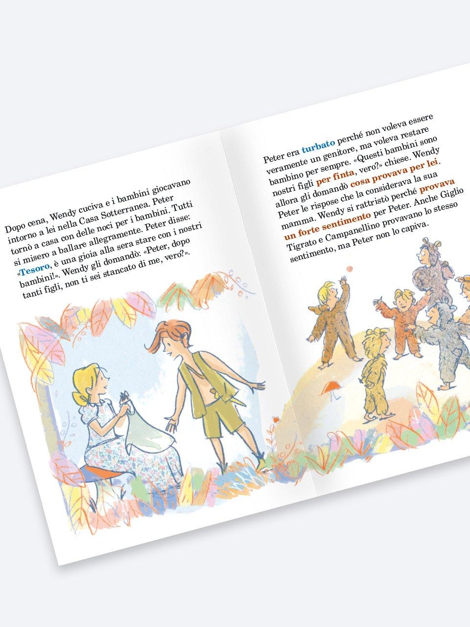 Peter Pan - Libri - Erickson 2