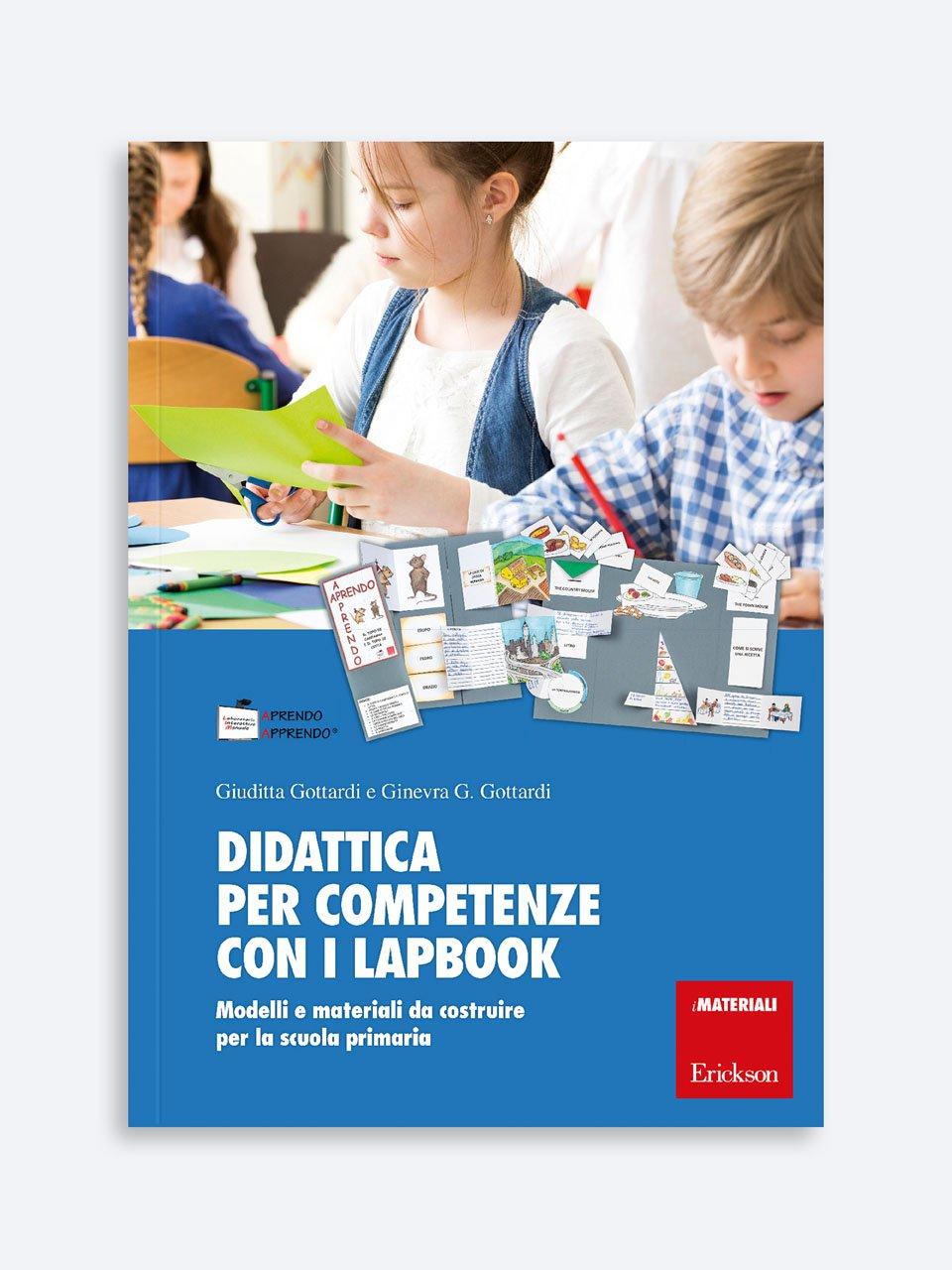Didattica per competenze con i lapbook - Organizzare i gruppi cooperativi - Libri - Erickson