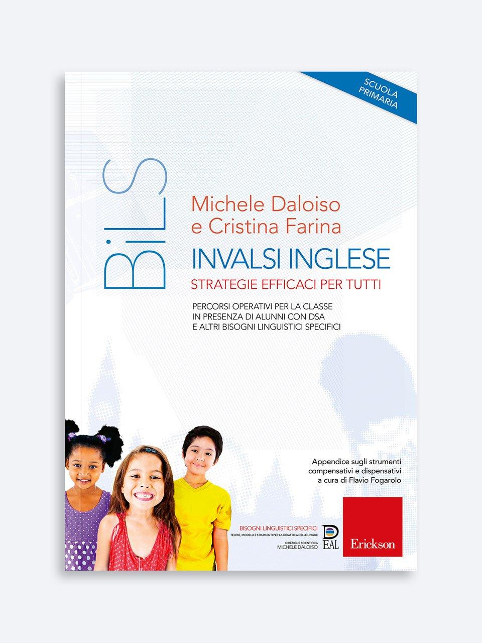 Invalsi inglese - strategie efficaci per tutti - I mini gialli dell'ortografia 5 - Libri - Erickson