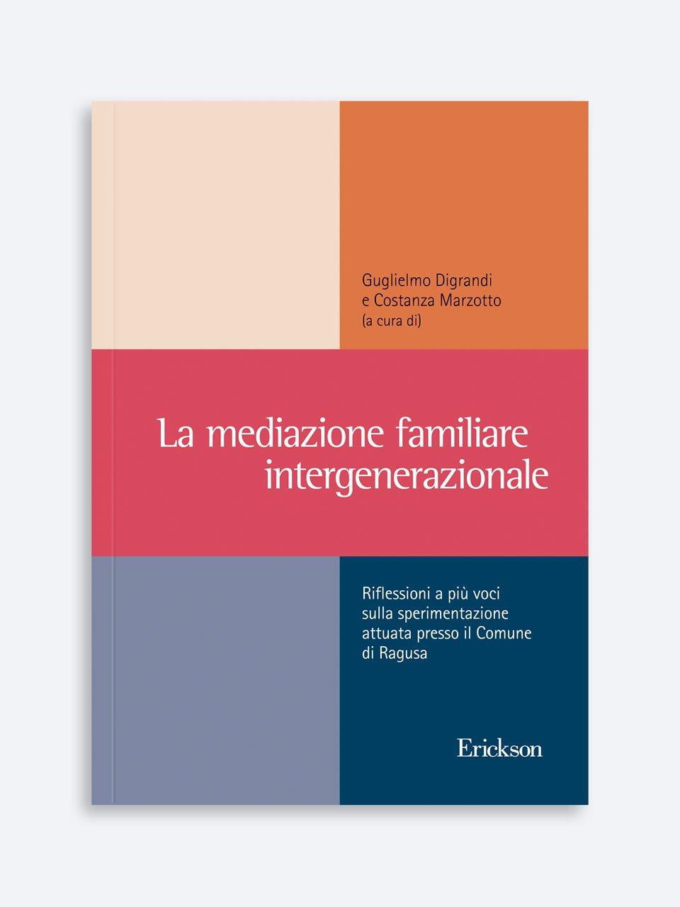 La mediazione familiare intergenerazionale - Una badante in famiglia - Libri - Erickson