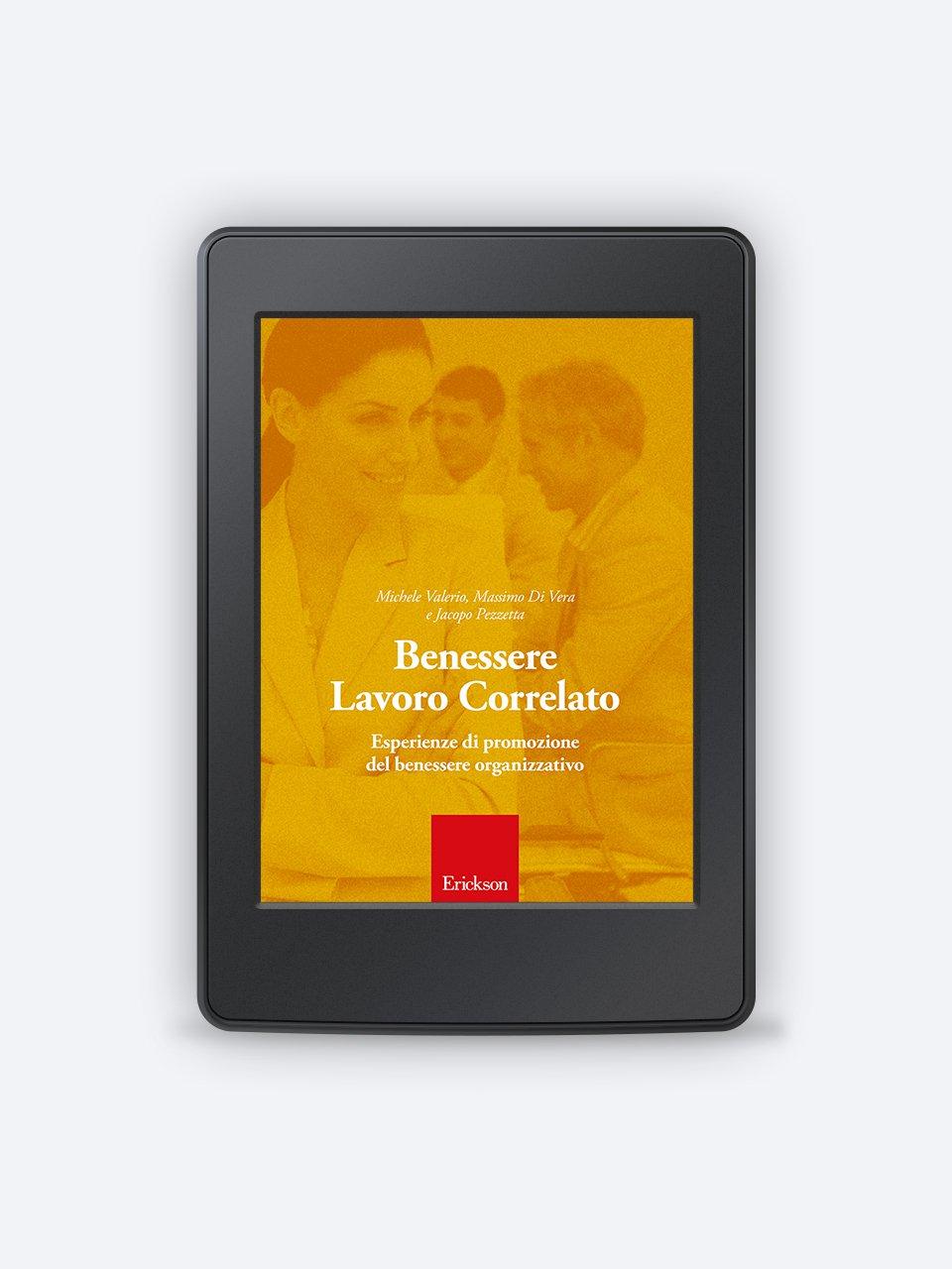 Benessere Lavoro Correlato - QBS 8-13 - Libri - Erickson