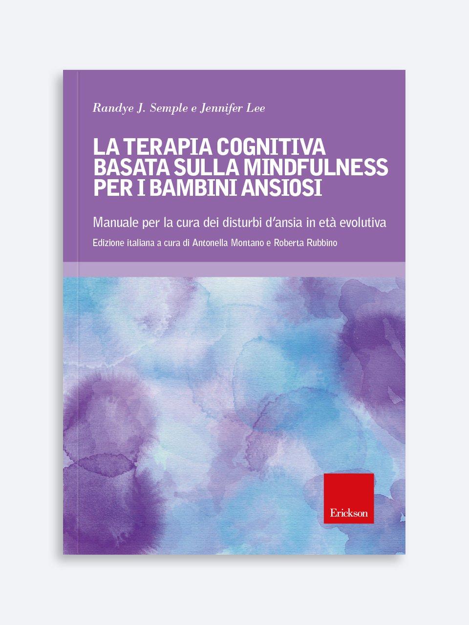 La terapia cognitiva basata sulla mindfulness per  - Libri - Erickson