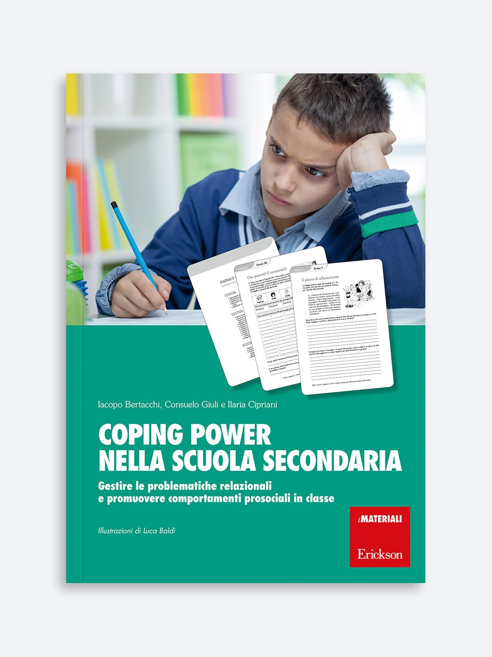 Coping Power nella scuola secondaria - Sviluppare l'intelligenza emotiva - App e software - Erickson